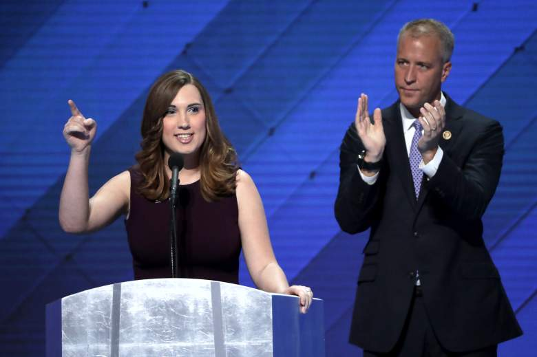 sarah mcbride, hrc, human rights, lgbt, lgbtq, hillary, clinton, dnc 2016, democratic convention, philly