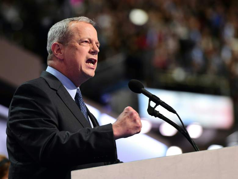gen john allen, dnc 2016, military speech, watch, video, clinton, war, hillary