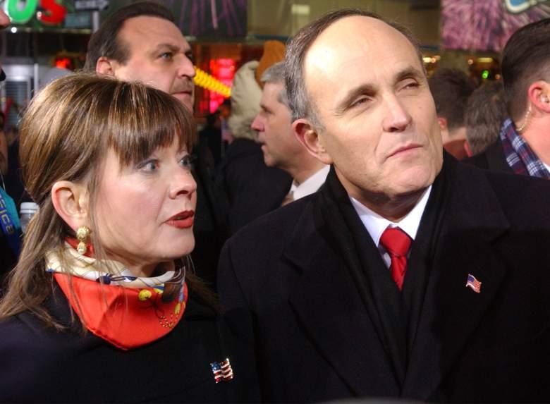 Rudy Giuliani mistress, Judith Giuliani, Rudy Giuliani wife