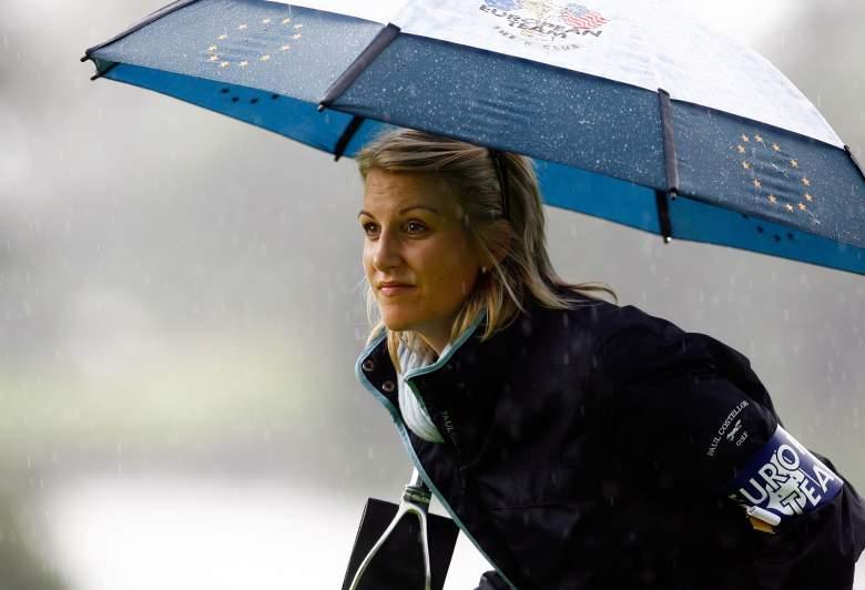 Emma Lofgren 2006 Ryder Cup