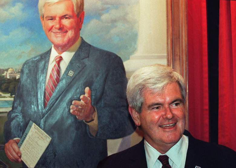 Newt Gingrich wives, Newt Gingrich first wife, Newt Gingrich cheats