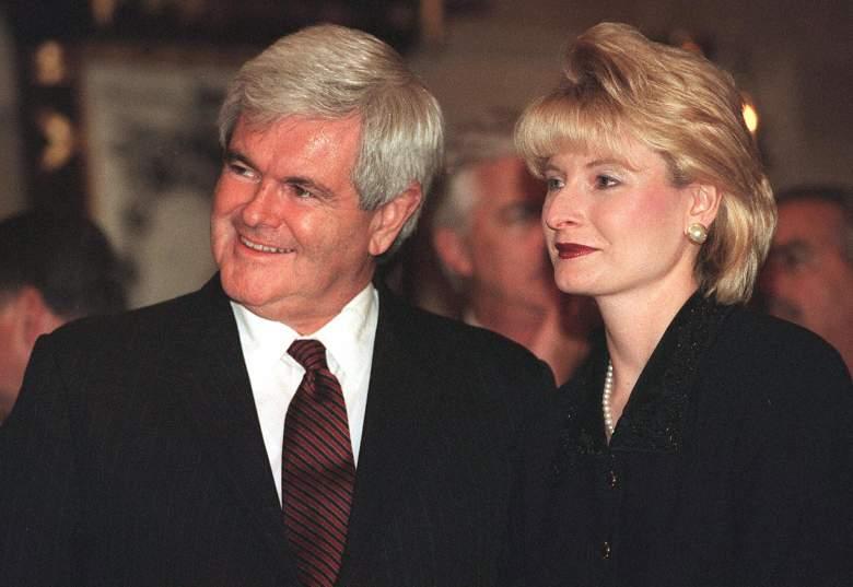 Callista Gingrich owl, Callista Gingrich, Newt Gingrich third wife, Newt Gingrich family