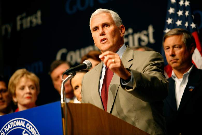 Mike Pence, Mike Pence abortion, Indiana abortion rights