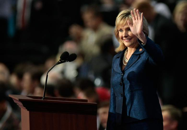 Mary Fallin, Oklahoma Governor, RNC Speakers Day 4