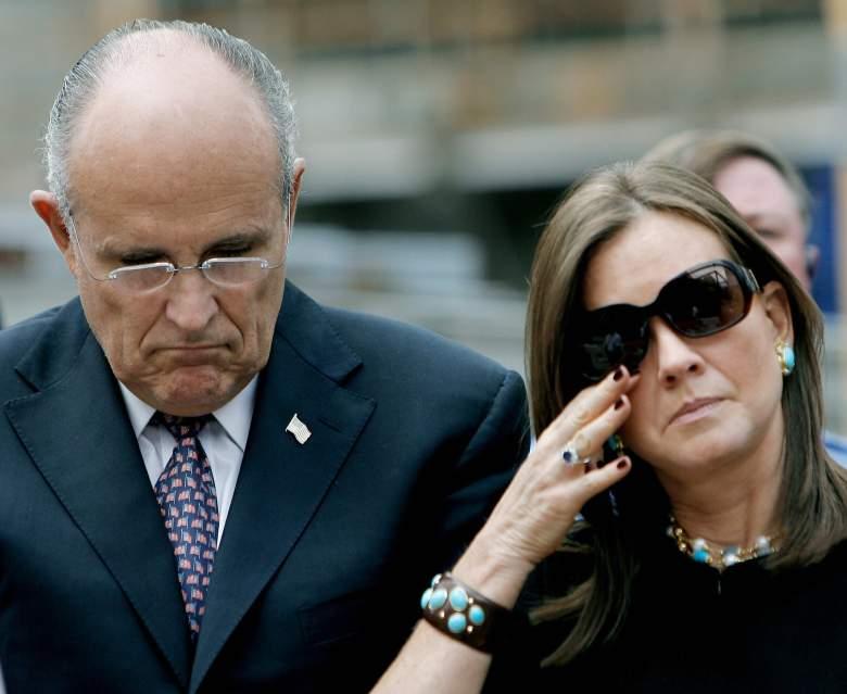 Rudy Giuliani wife, Judith Giuliani, Rudy Giuliani