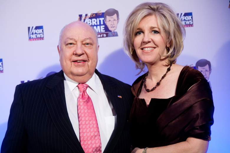 Roger Ailes wife, Roger Ailes, Elizabeth Ailes