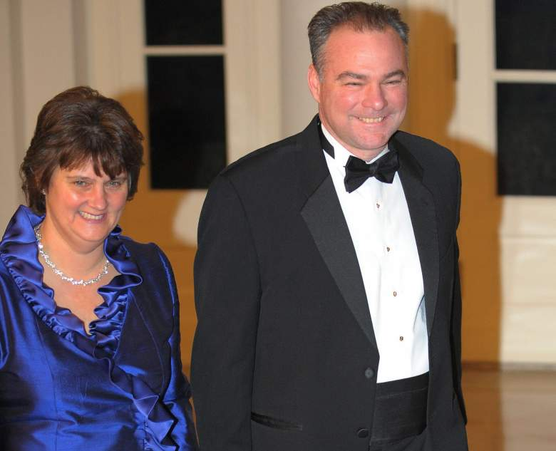 tim kaine and anne holton, anne holton bio, anne holton husband, tim kaine wife