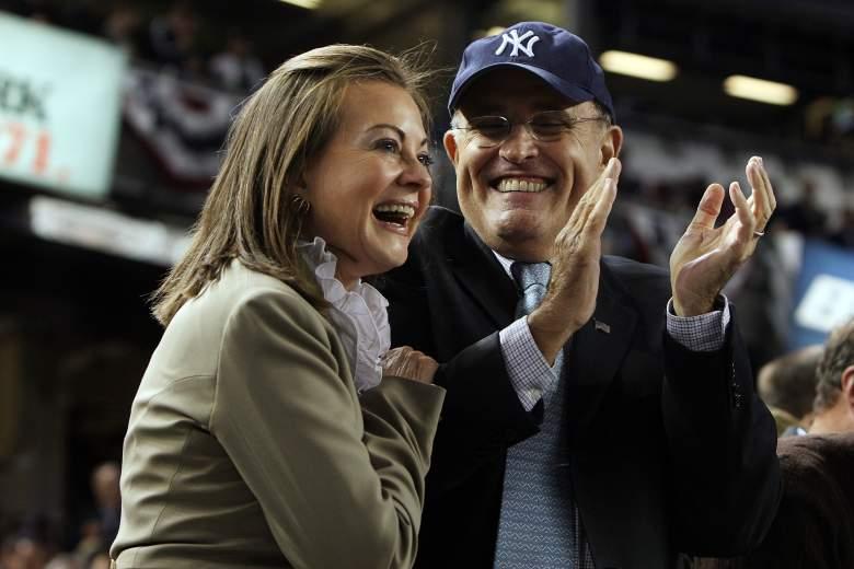Rudy Giuliani, Judith Giuliani, Rudy Giuliani wife