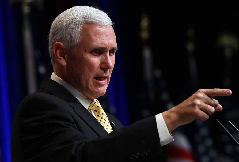Mike Pence abortion, Mike Pence CPAC, Donald Trump running mate, Donald Trump VP