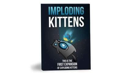 Imploding kittens game