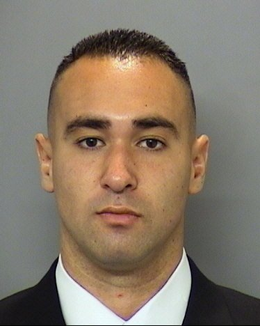 Officer Wade Irwin. (San Diego Police Department photo)