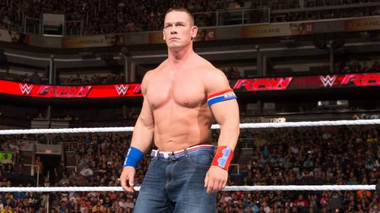WWE John Cena, John Cena Raw, John Cena salary