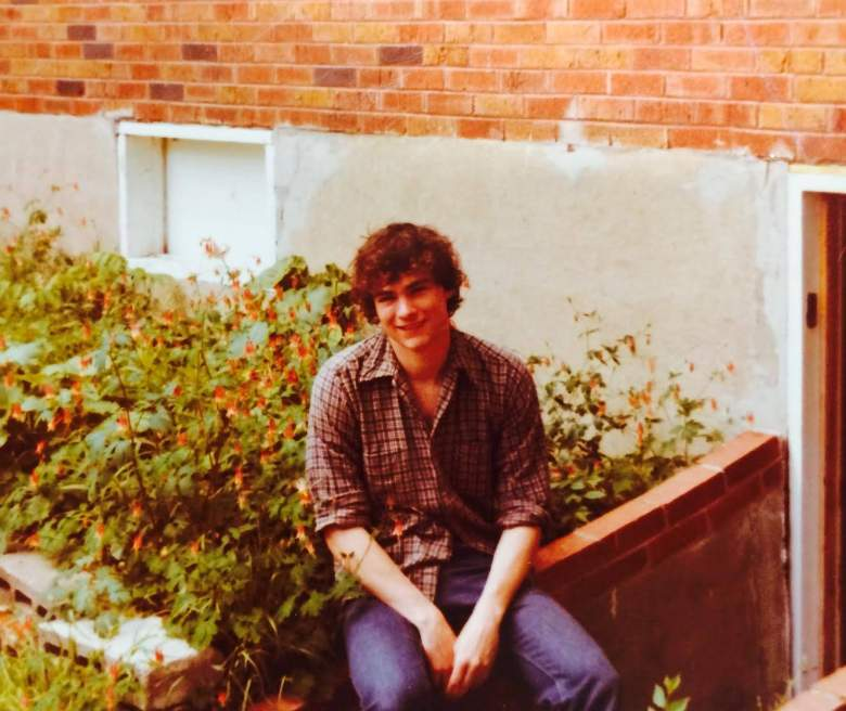 Tim Kaine in college. (Facebook/Tim Kaine)