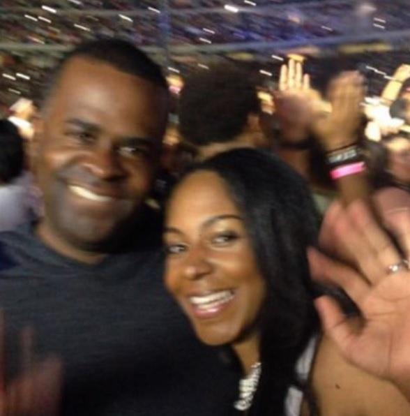 Atlanta mayor kasim reed girlfriend