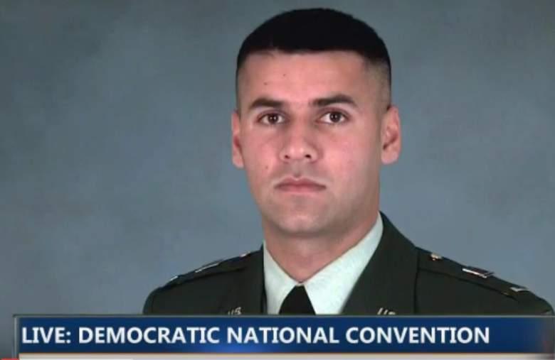 Khizri Khan, Democratic National Convention