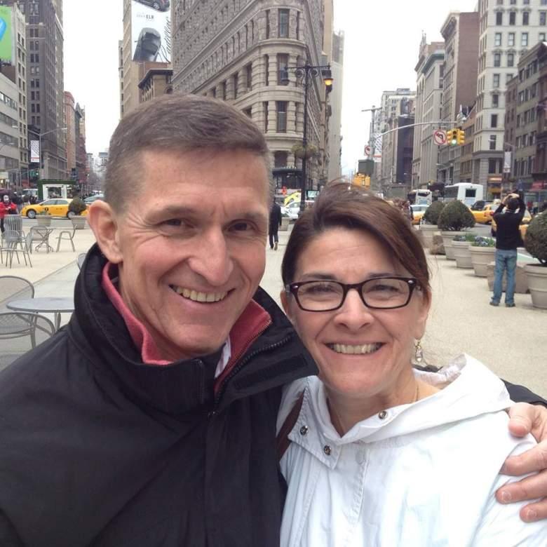 Michael and Lori Flynn. (Facebook/Lori Flynn).