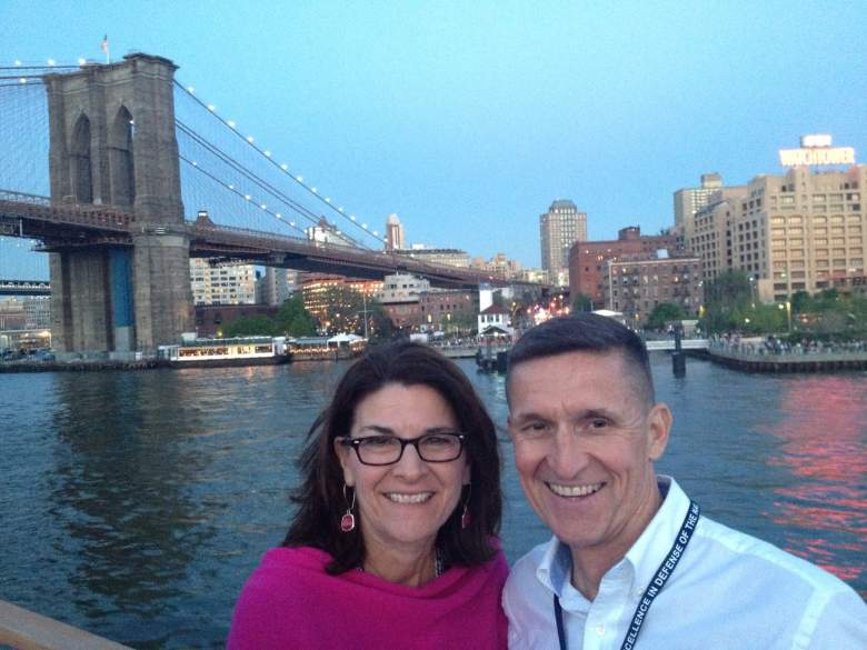 Michael and Lori Flynn. (Facebook/Lori Flynn.)