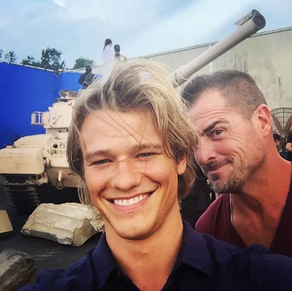 Lucas Till, George Eads, MacGyver, new MacGyver cast