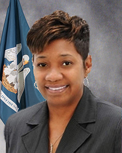 Louisiana state Rep. C. Denise Marcelle (Legislative file photo).