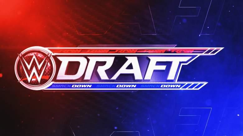 WWE draft logo, wwe draft 2016, wwe draft 2016 roster