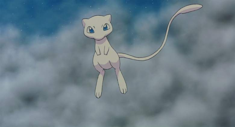 Pokemon Mew, Pokemon rare pokemon, pokemon go mew