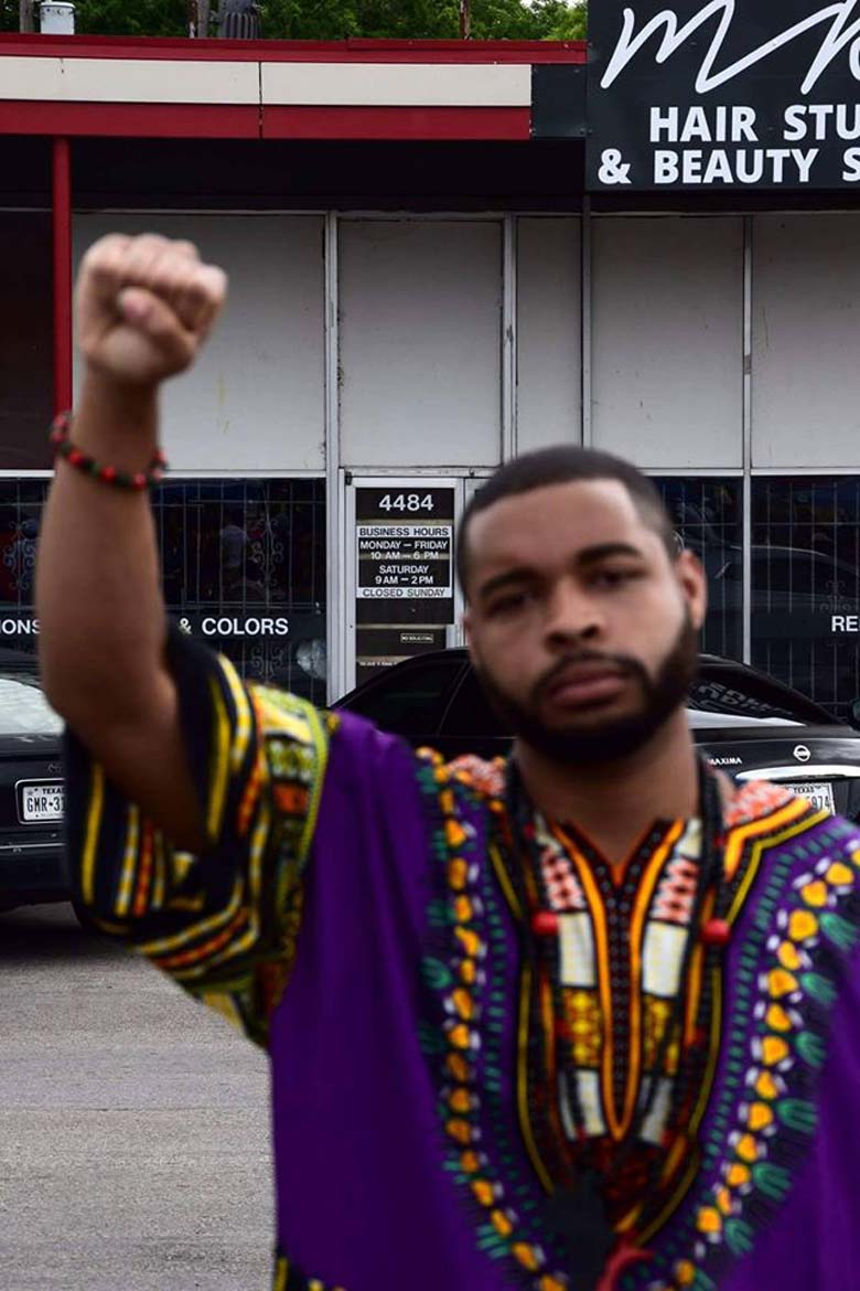 Micah Johnson Facebook page