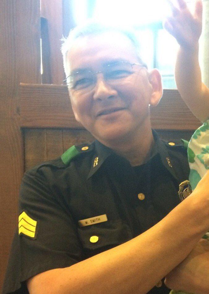Michael Smith, Dallas shooting, police shooting