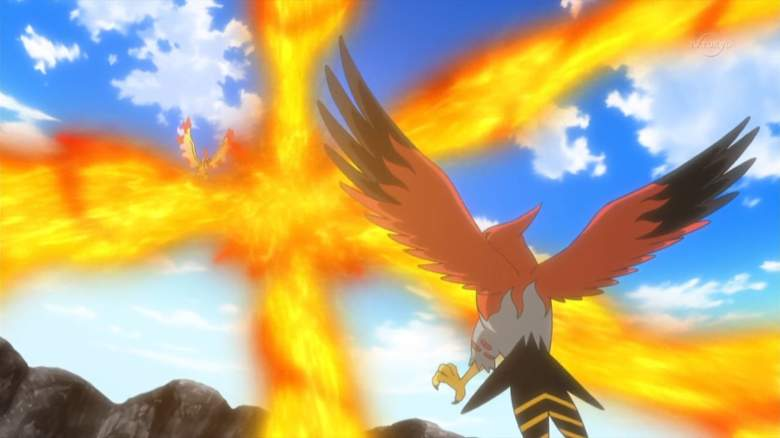 Moltres has not yet been found in Pokemon Go. (Pokemon Wiki)