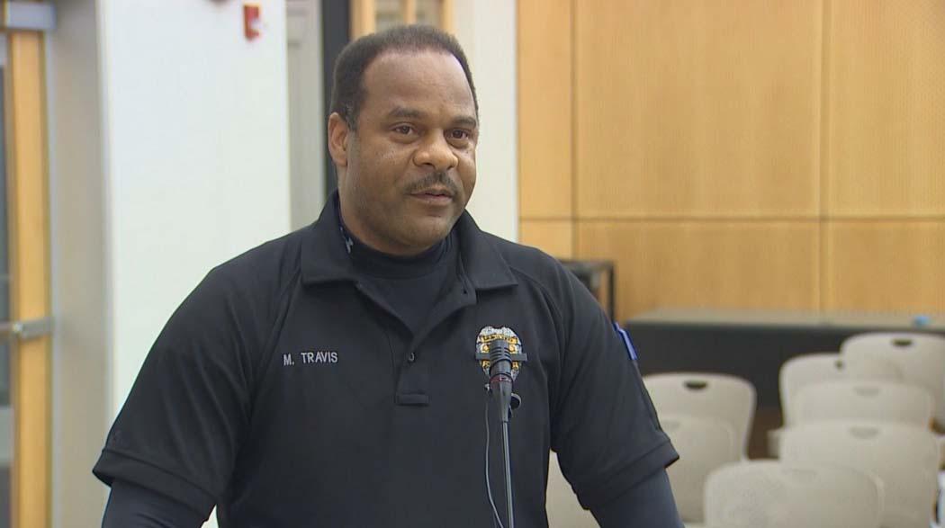Mukilteo Police Officer Myron Travis