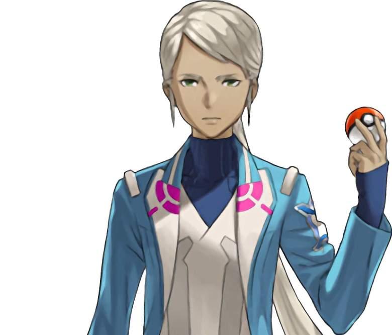 Pokemon Go Blanche, Pokemon Go Team Mystic, Pokemon blanche