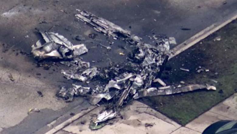 Plainfield Plane Crash