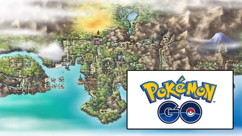pokemon go johto, pokemon go new regions, pokemon go new pokemon