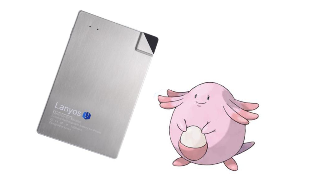 pokemon go, pokemon go accessories, pokemon go battery packs, pokemon go power bank
