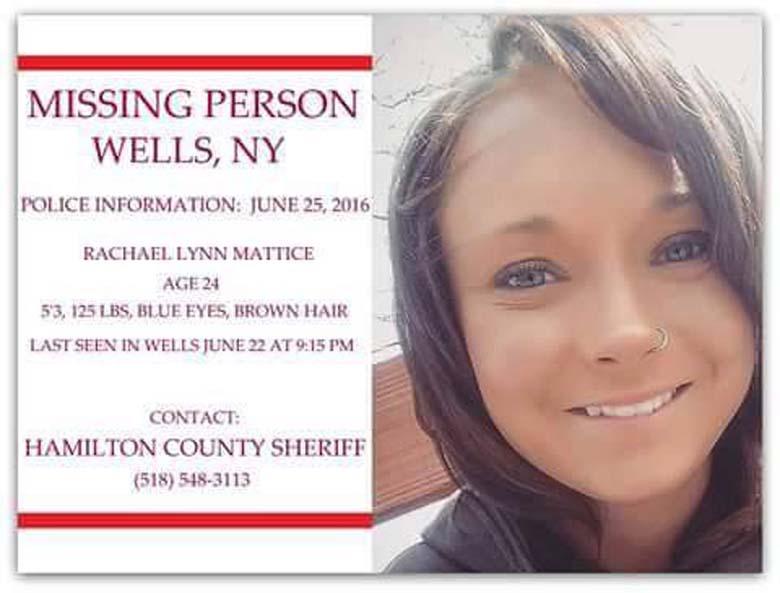 Rachel Mattice Hamilton County Sheriff
