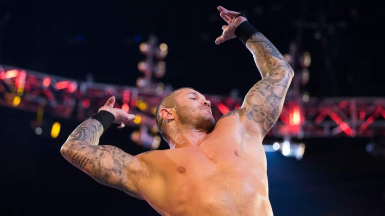 Randy Orton WWE, Randy Orton return, Randy Orton 2016