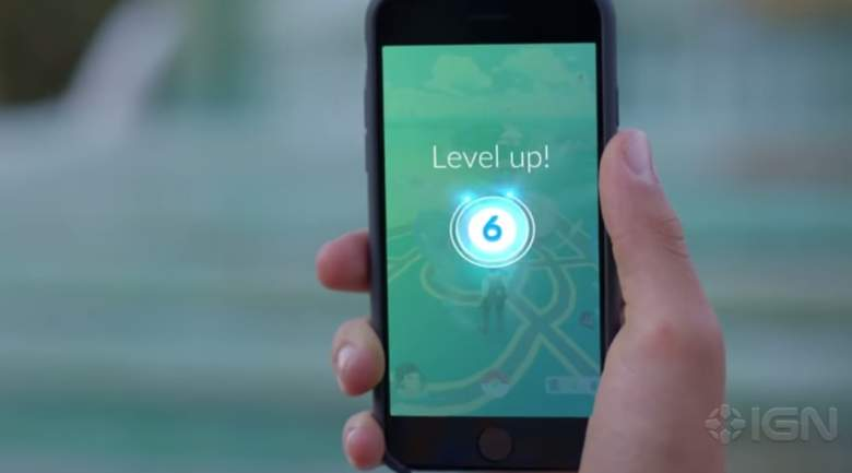 When activated, Lucky Eggs give players double XP and make leveling up much easier. (Niantic/IGN)