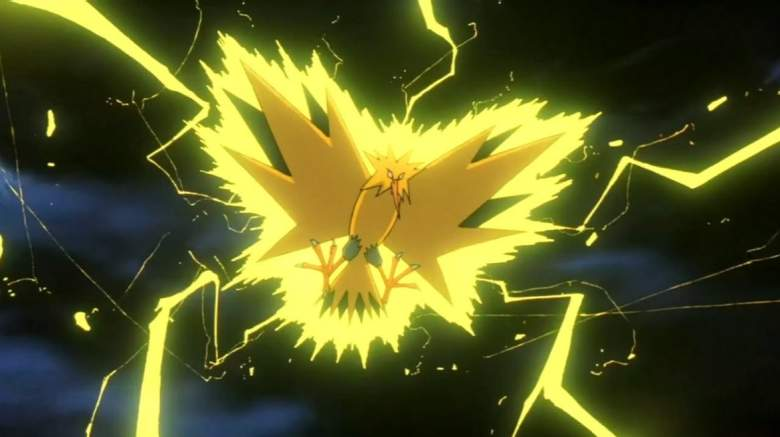 No Pokemon Go player has yet been able to hunt down Zapdos in the game. (Pokemon Wiki)