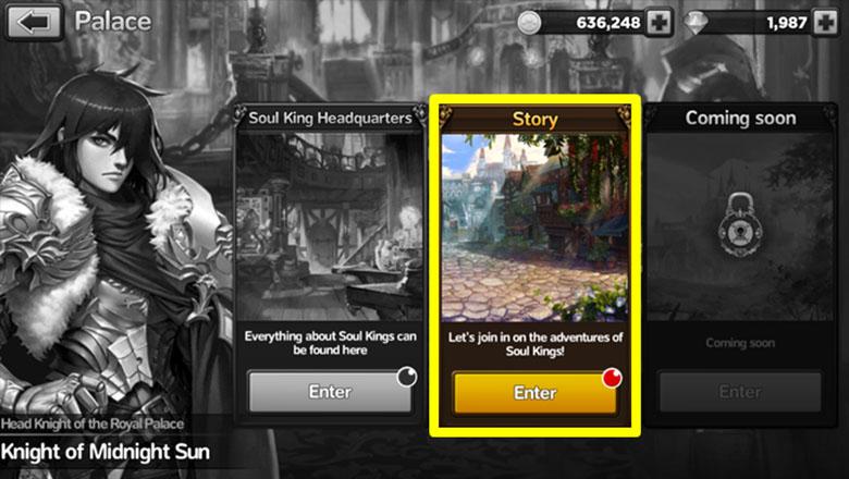 Soul King Game