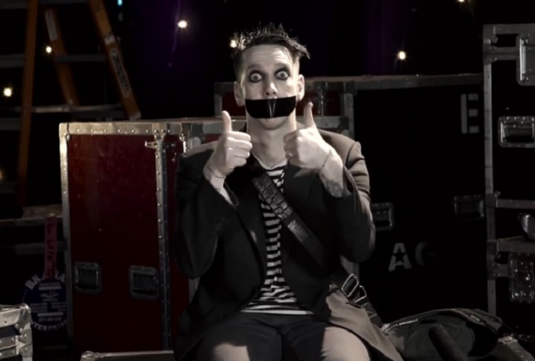 Tape Face, Tape Face Mime, Tape Face Real Name, Sam Wills, Sam Wills Comedian, Sam Wills Mime, Tape Face America's Got Talent, Tape Face AGT
