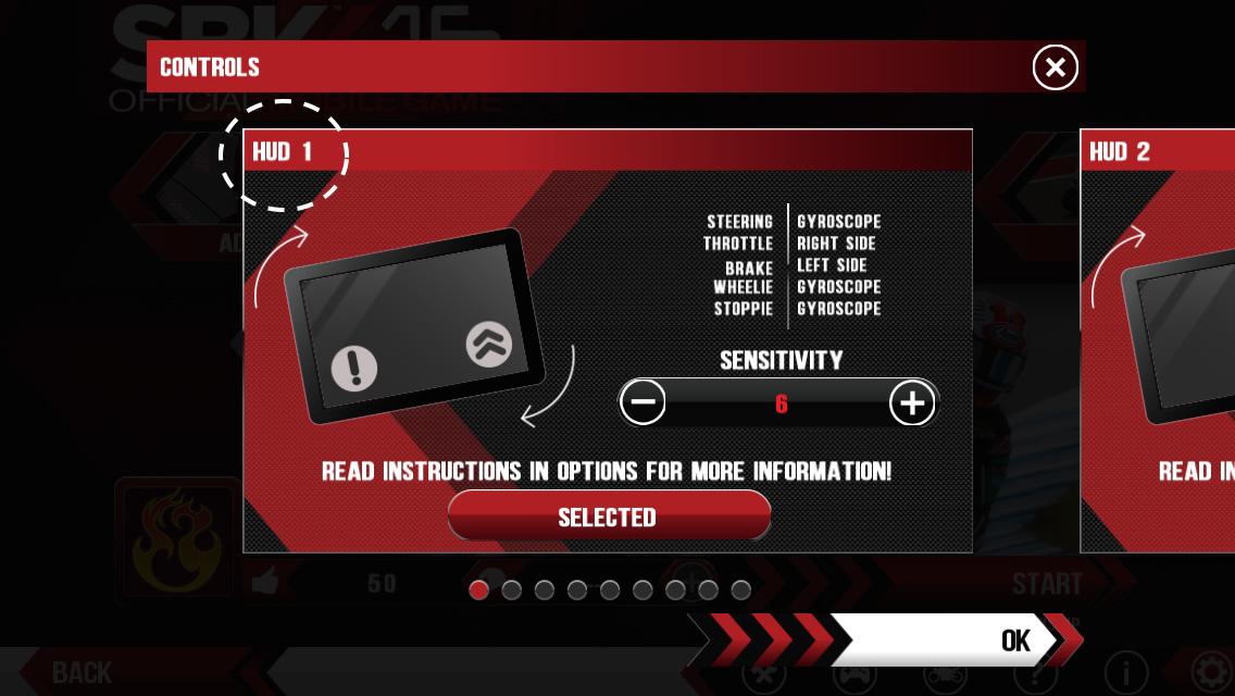 SBK16 Official Mobile Game