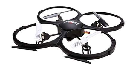 Udi RC U818A Axis Gyro Quadcopter