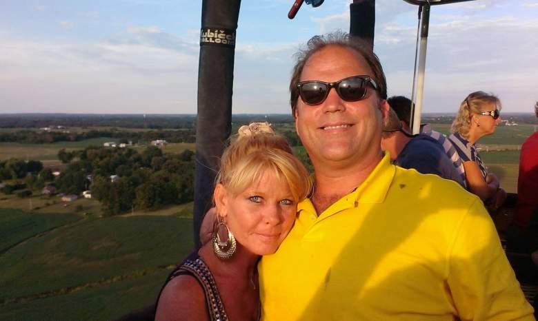 Skip Nichols, hot air balloon crash, Wendy Bartch