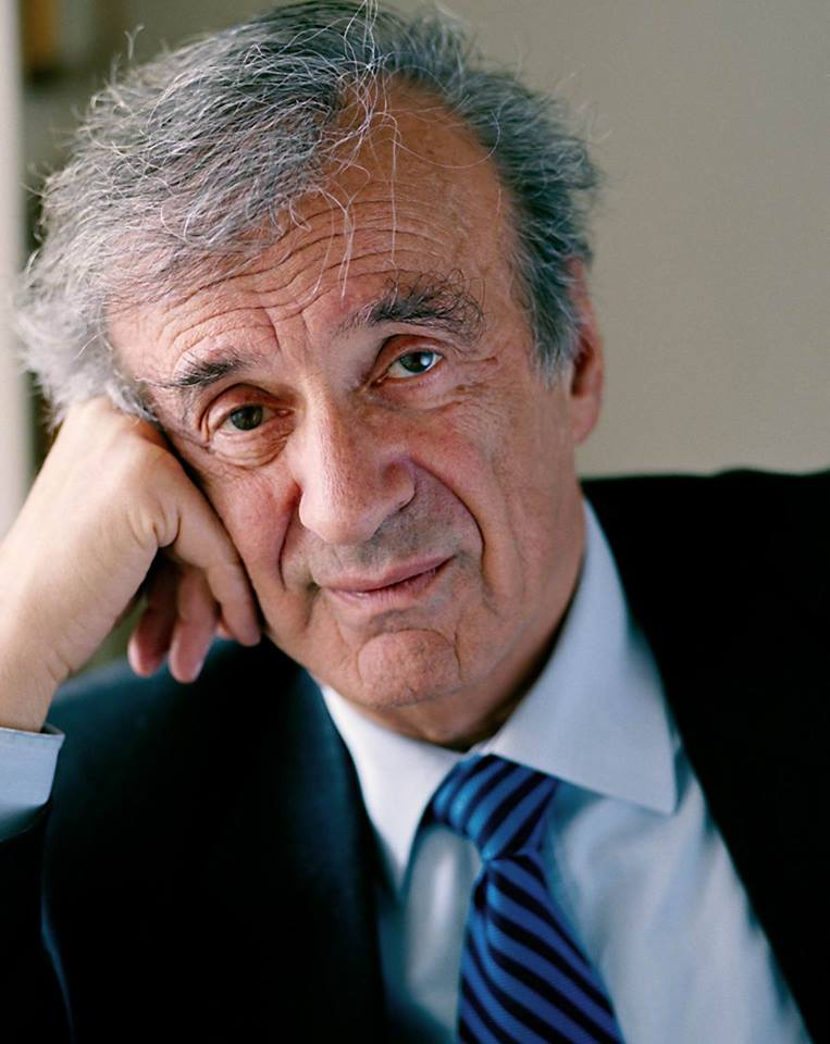 Nobel Peace Prize winner Elie Wiesel's words called for humanity to never be indifferent to suffering.(Facebook/The Elise Wiesel Foundation for Humanity)