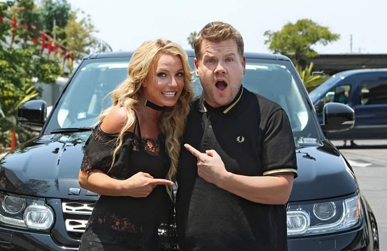 Britney Spears, Britney Spears Carpool Karaoke, Britney Spears video, Carpool Karaoke