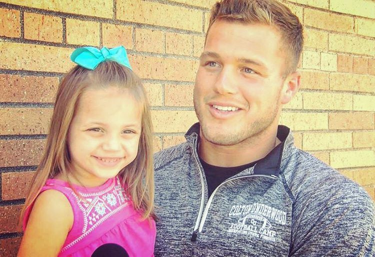 Colton Underwood, Colton Underwood Instagram