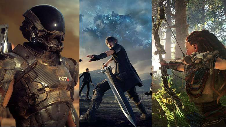 Top 10 upcoming rpgs to play