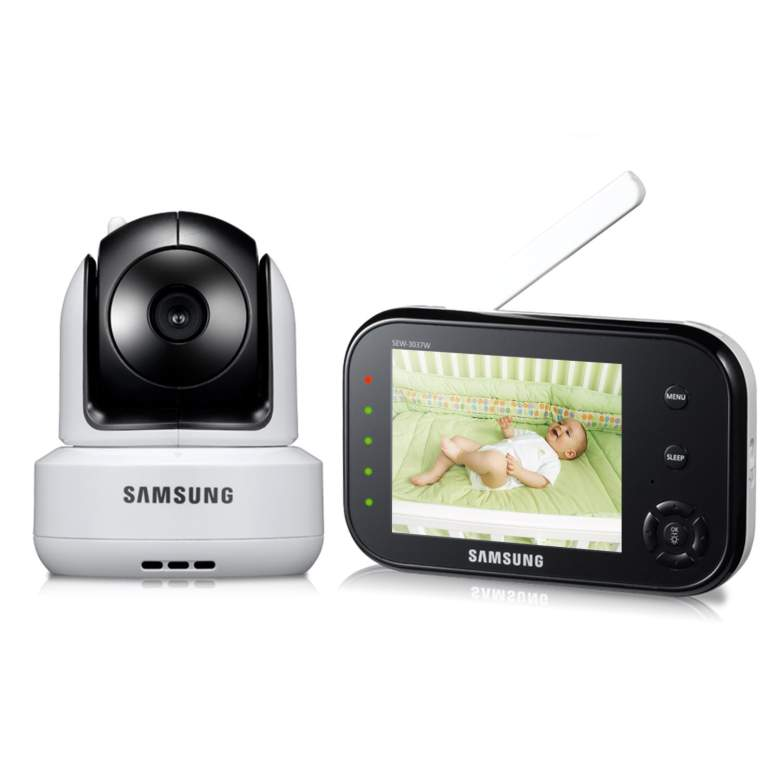 samsung safeview baby monitor, best video baby monitor