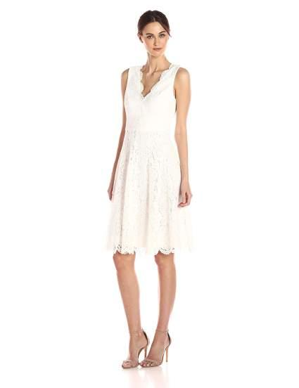 vera wang white dress