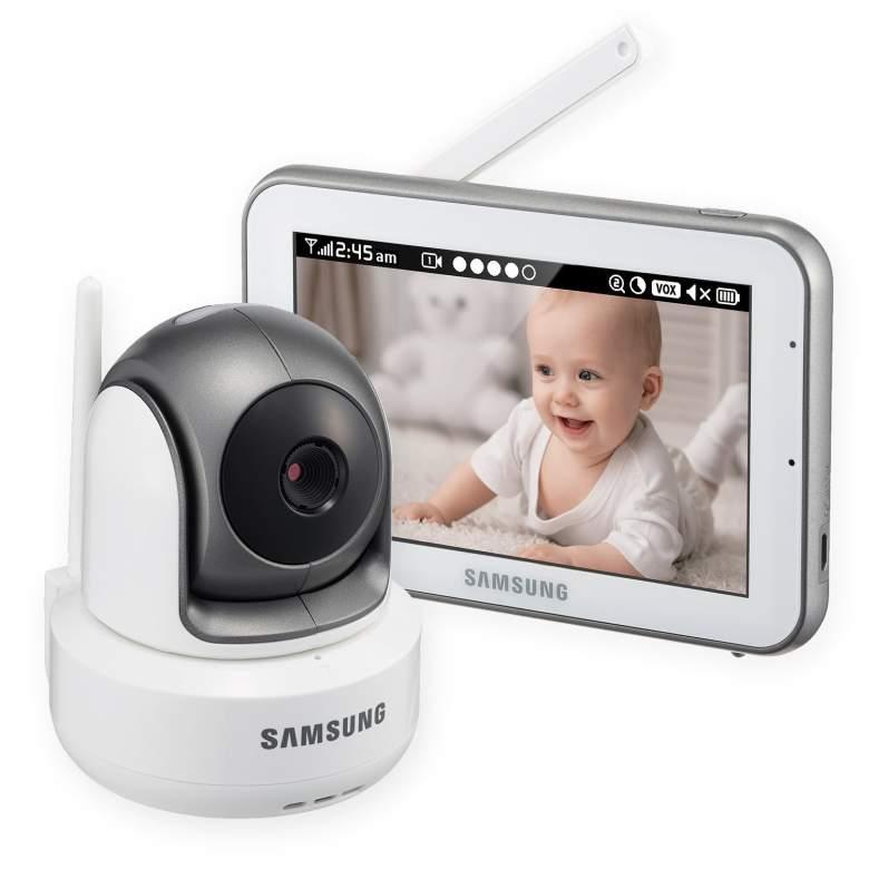Samsung BrilliantVIEW, best video baby monitor