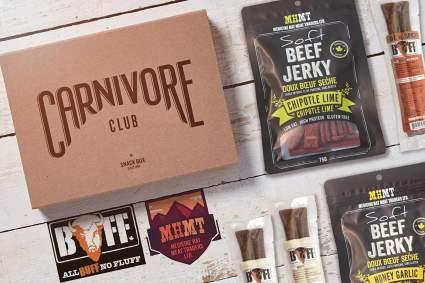 carnivore gift set